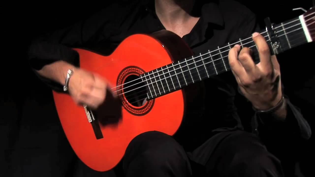 Clases de Guitarra Flamenca