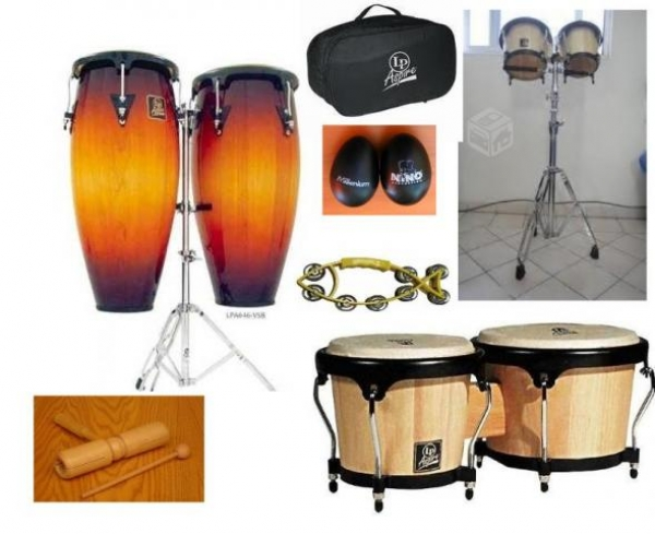 Clases de Percusión Latina